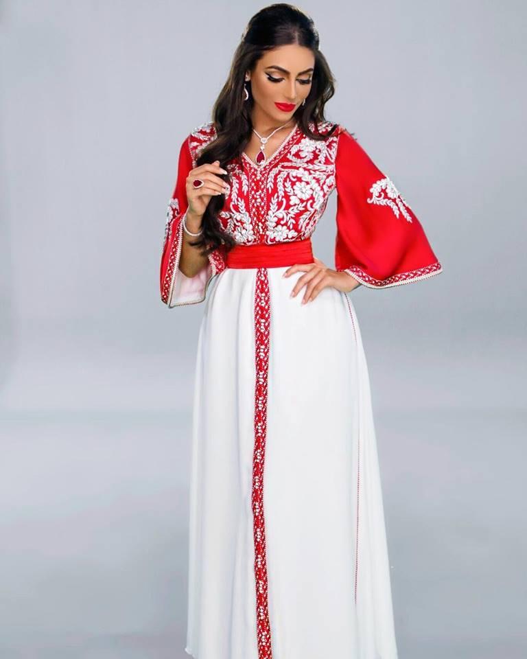 Caftan marocain de mariage 2019