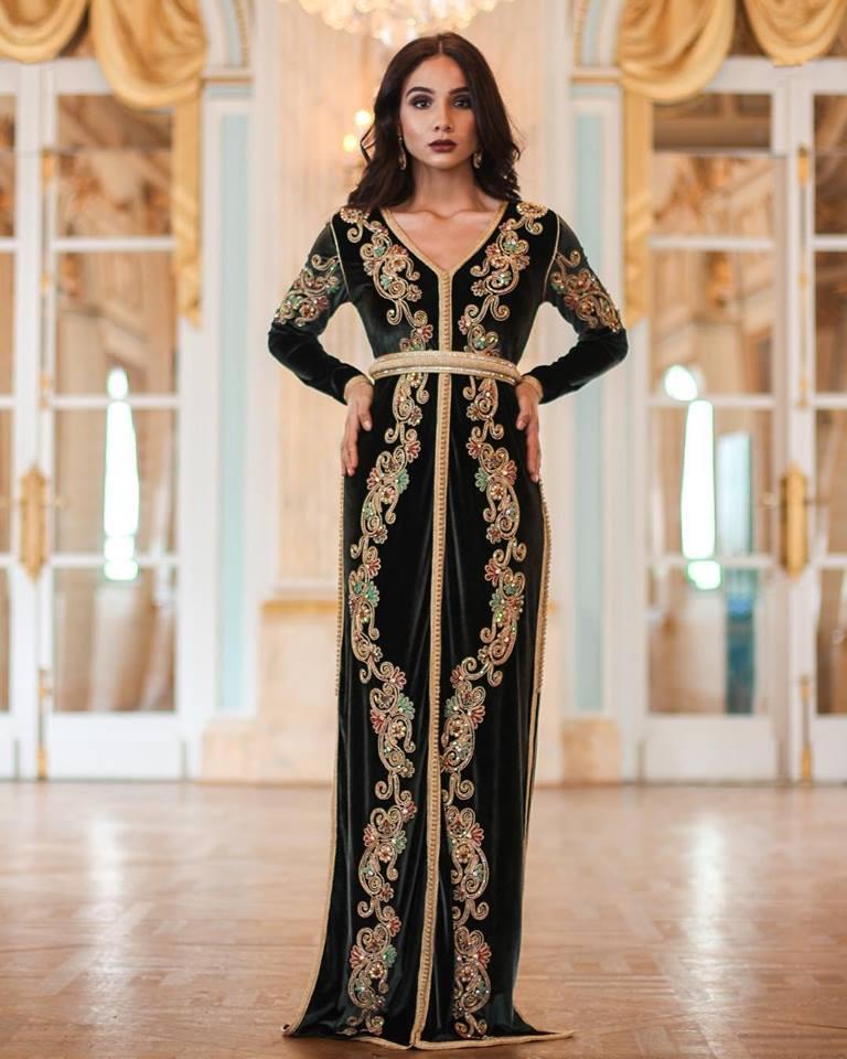 Caftan Marocain de luxe 2019