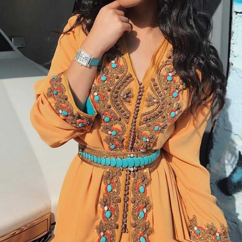 Caftan marocain sur mesure 2019