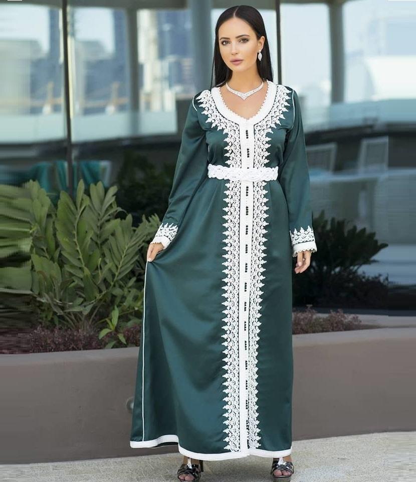 Caftan marocain pour mariage design 2019