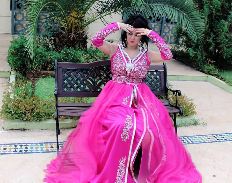 Magasin pour vendre des caftans marocains de luxe