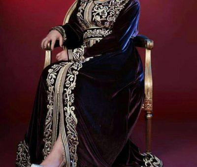 Takchita marocaine de luxe pour mariage