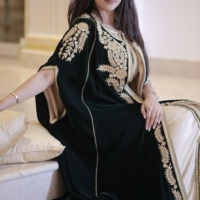 Vente caftan marocain de mariage 2019
