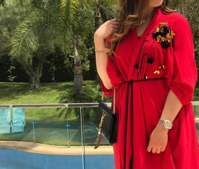Abaya marocaine moderne 2019