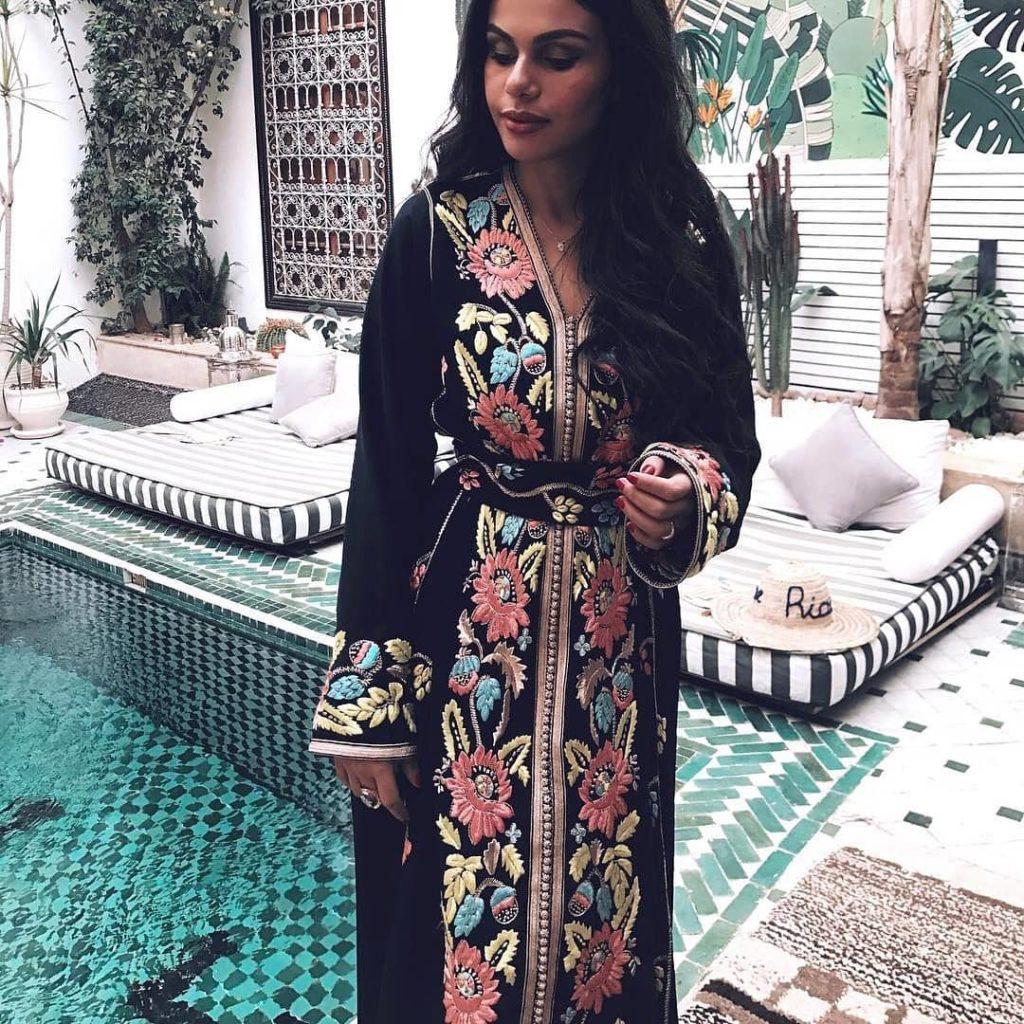 Caftan marocain moderne 2019 Modèles et Design