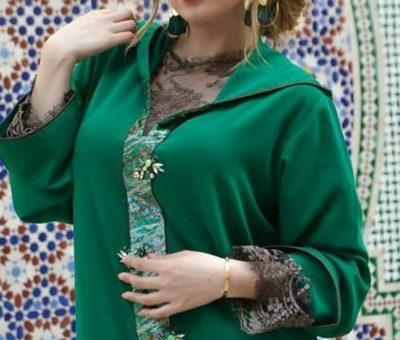 Djellaba marocaine pour femme Modèles 2019