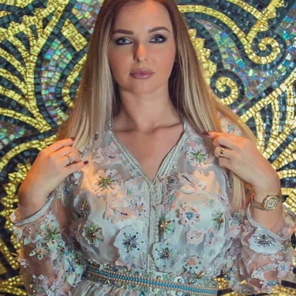Vente caftan marocain moderne 2019 en gros