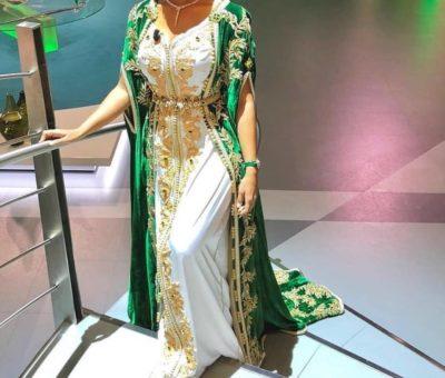 caftan marocain 2019 pour mariées