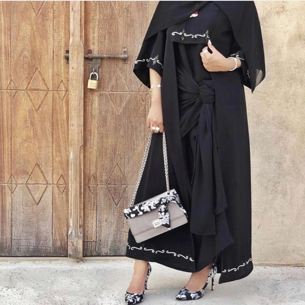 collection 2019 d'abaya moderne pour femmes