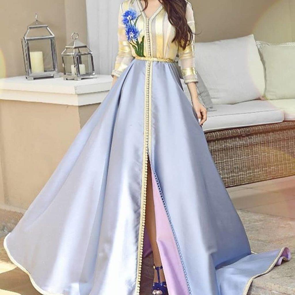 Robe caftan marocain Modèle 2019