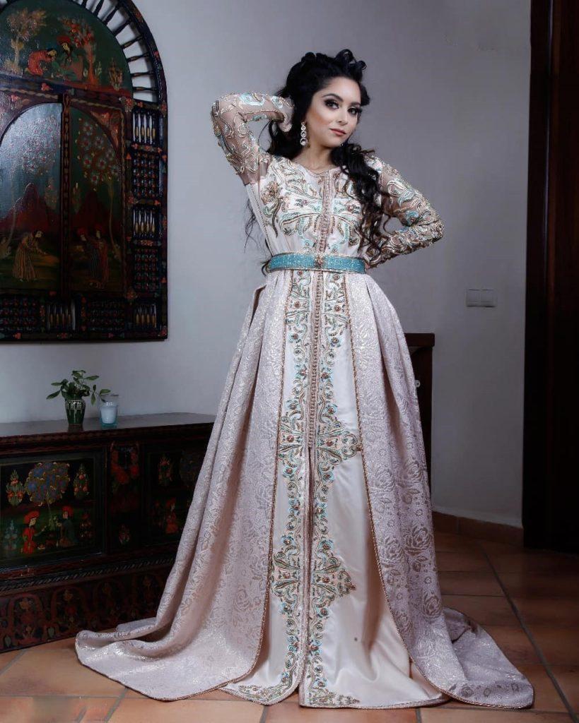 Robe marocaine pour mariage