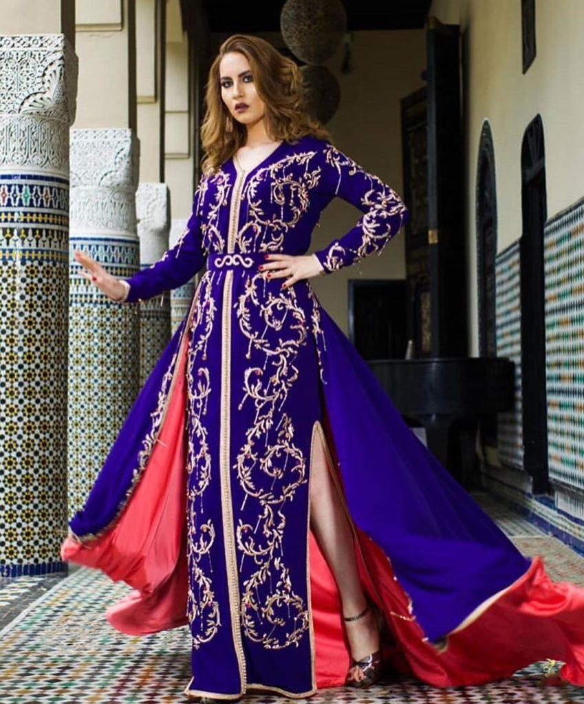 Caftan 2019 & robe marocaine de mariage