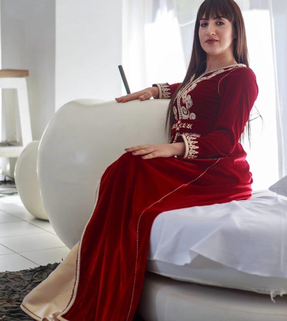 Caftan en ligne 2019 style moderne