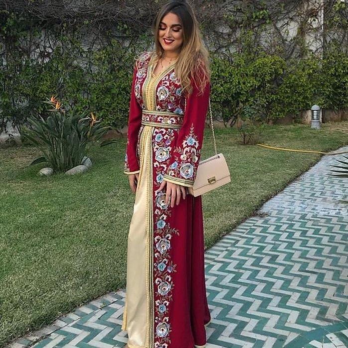 caftan marocain 2019 pour mariage