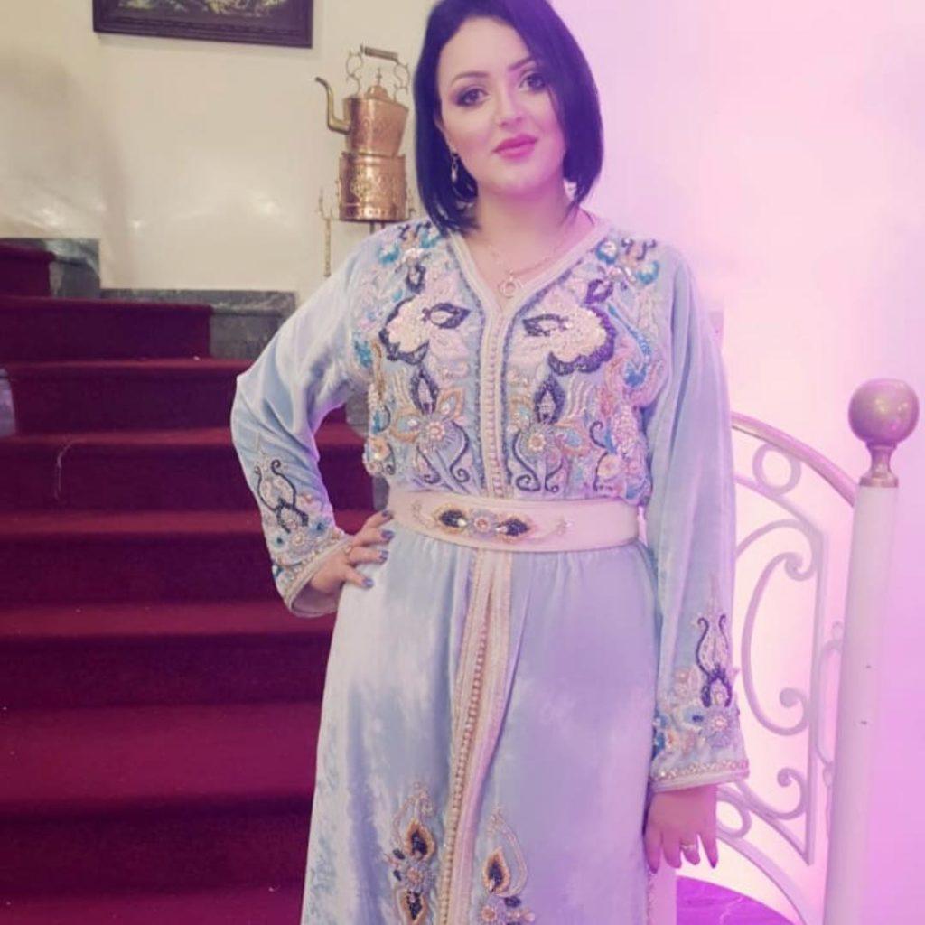 cf2d31234c7 Location robe marocaine pour mariage en France - Caftans Marocains