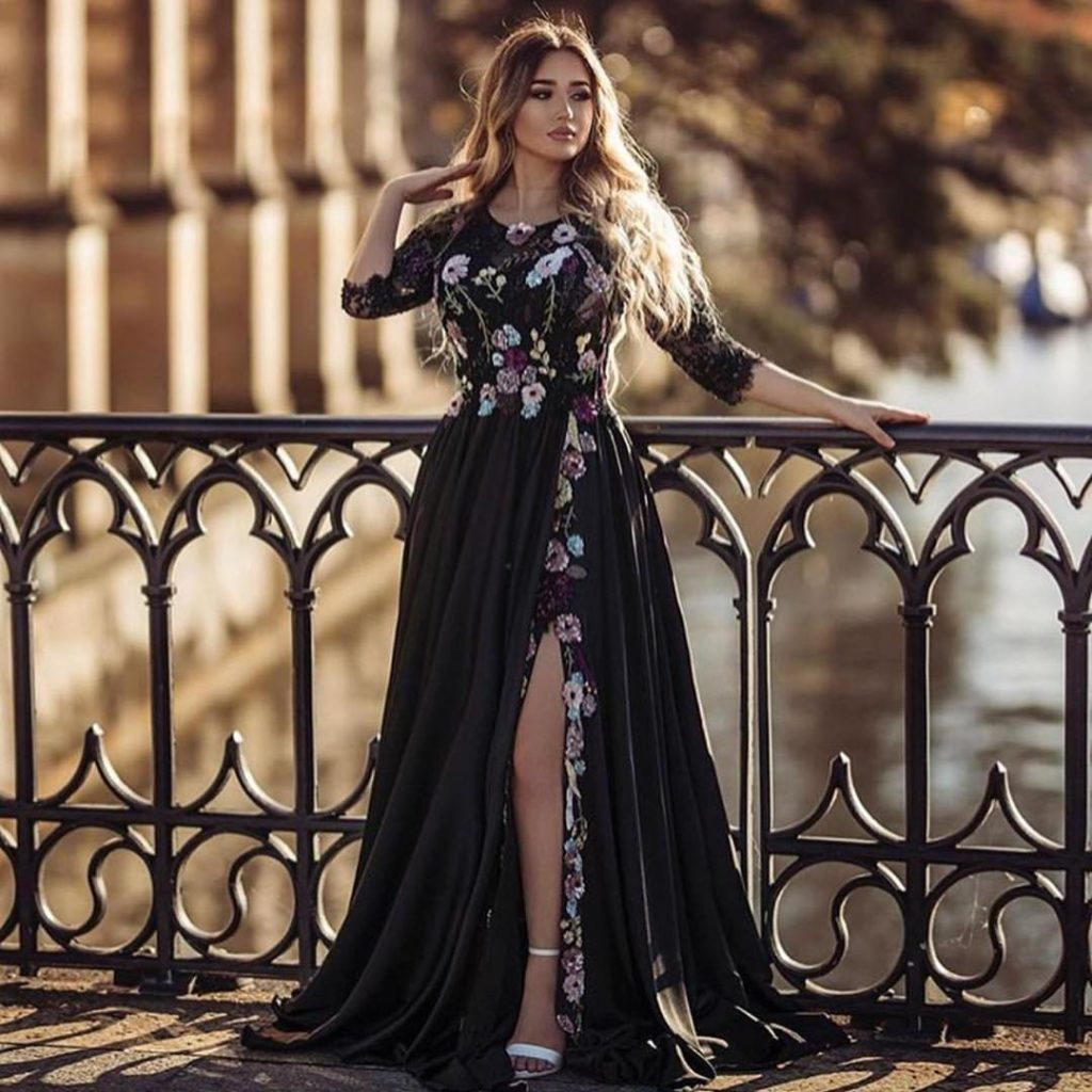 Robe caftan mariage 2019