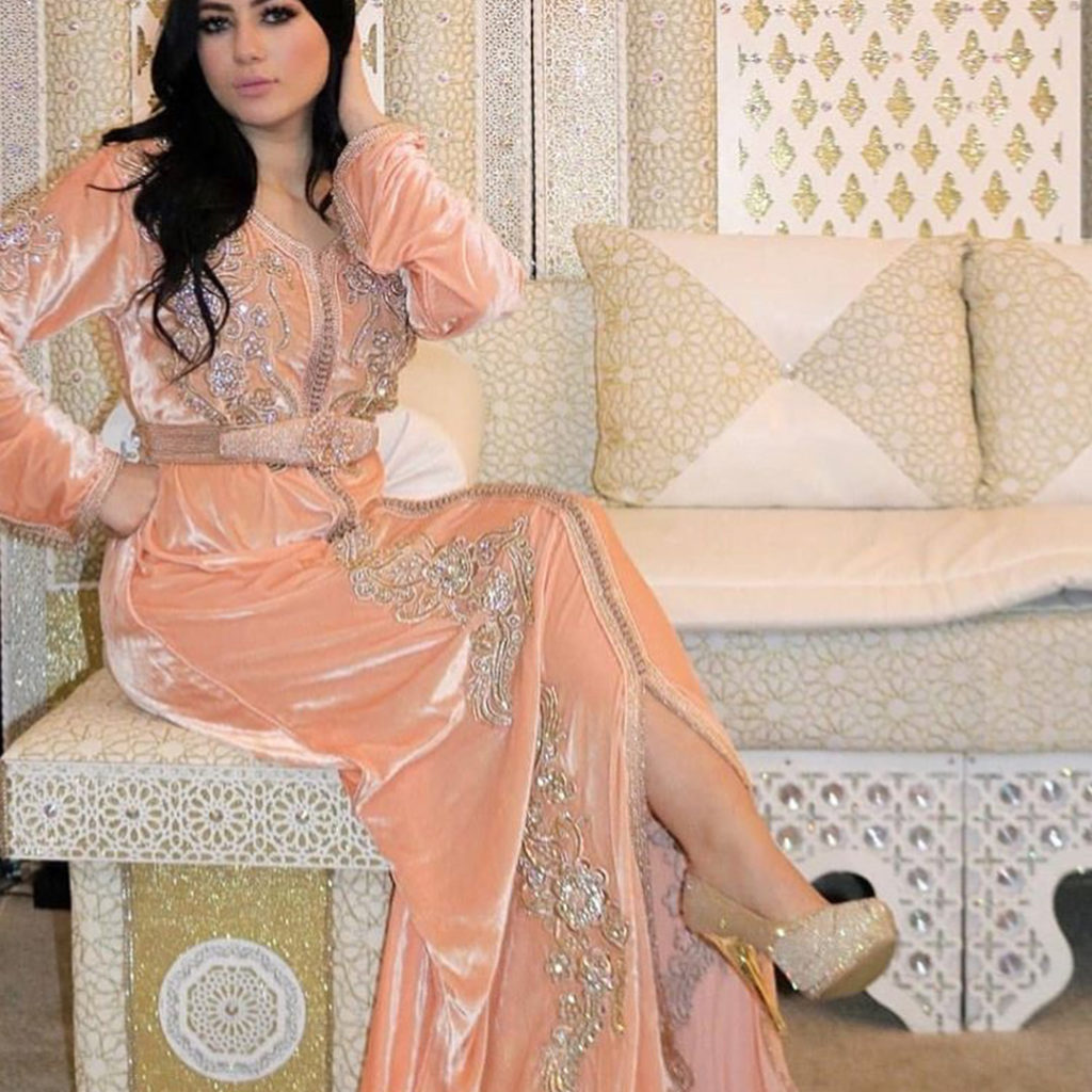 Caftan marocain Mobra design 2019