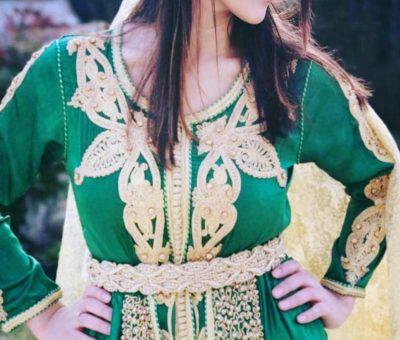 Caftan marocain pas cher Paris