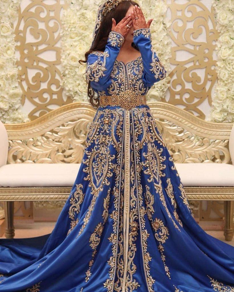 Robe De Mariage Marocaine A Louer Pas Cher Caftans Marocains