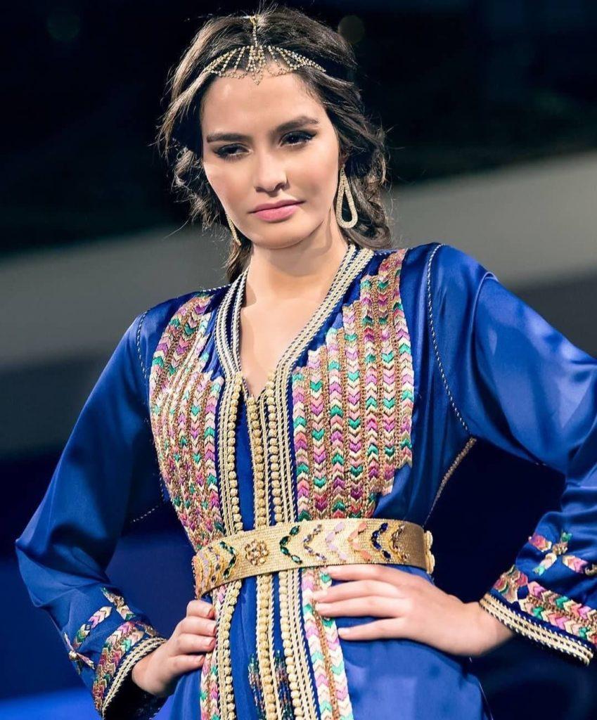 Boutique caftan marocain à bordeaux