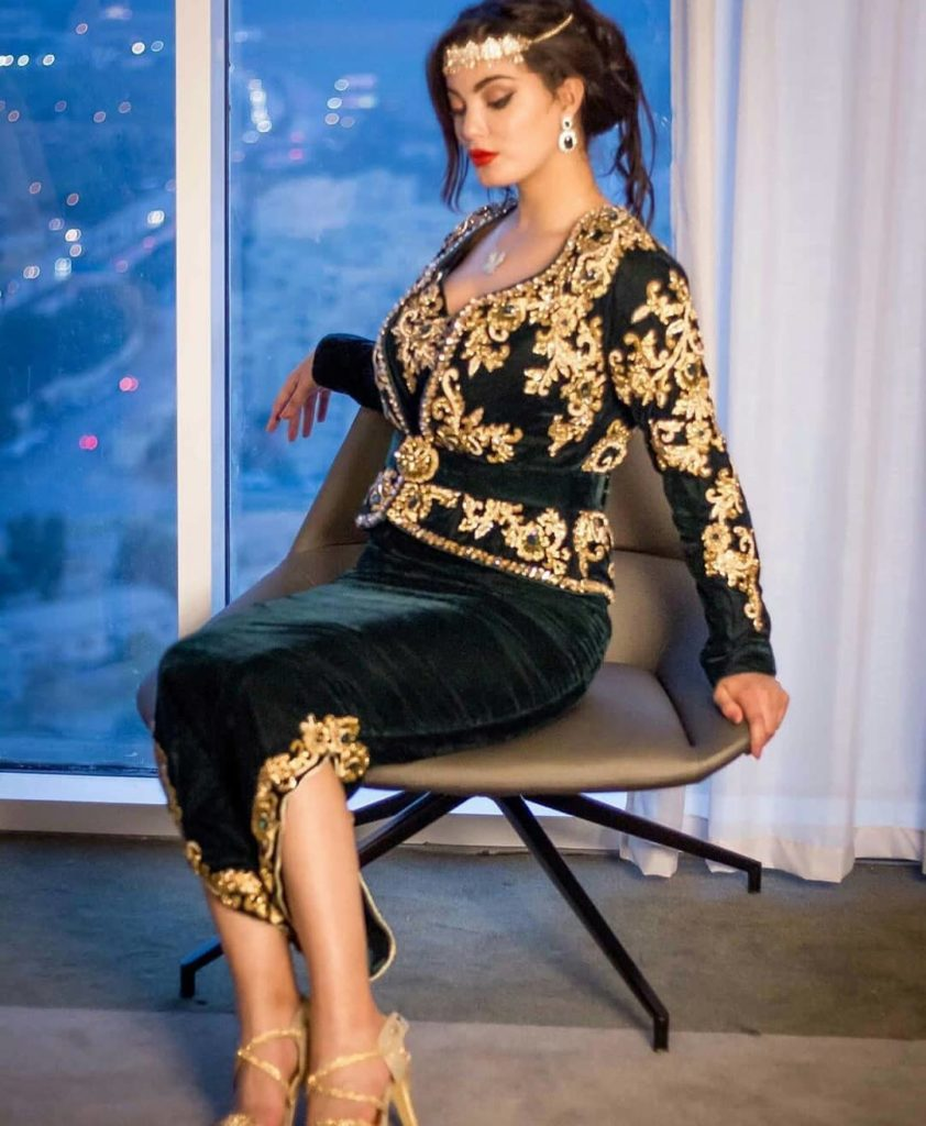 Karakou haute couture pas cher