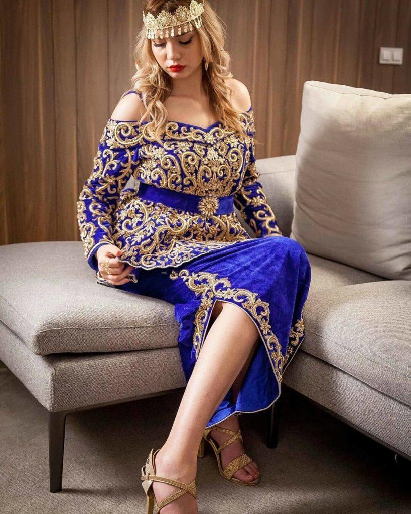 Louer karakou mariée en ligne
