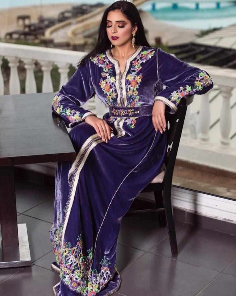 Caftan marocain Mobra 2019