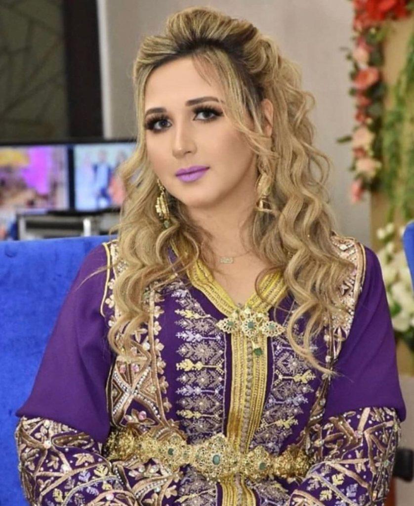 Takchita marocaine pour mariée