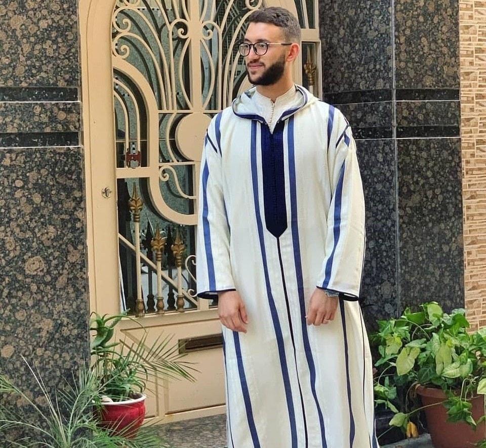 Boutique djellaba homme marocaine