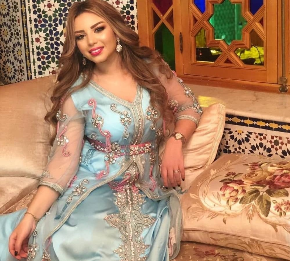 Caftan marocain à acheter pas cher