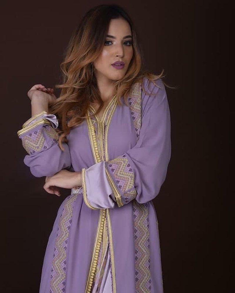 Caftan marocain moderne Modèles 2020