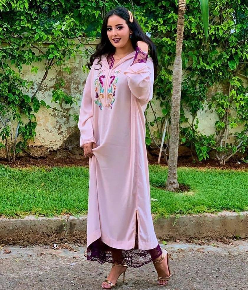 Djellaba femme 2020 pour ramadan