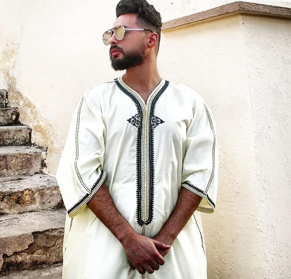 Gandoura homme pour ramadan 2020