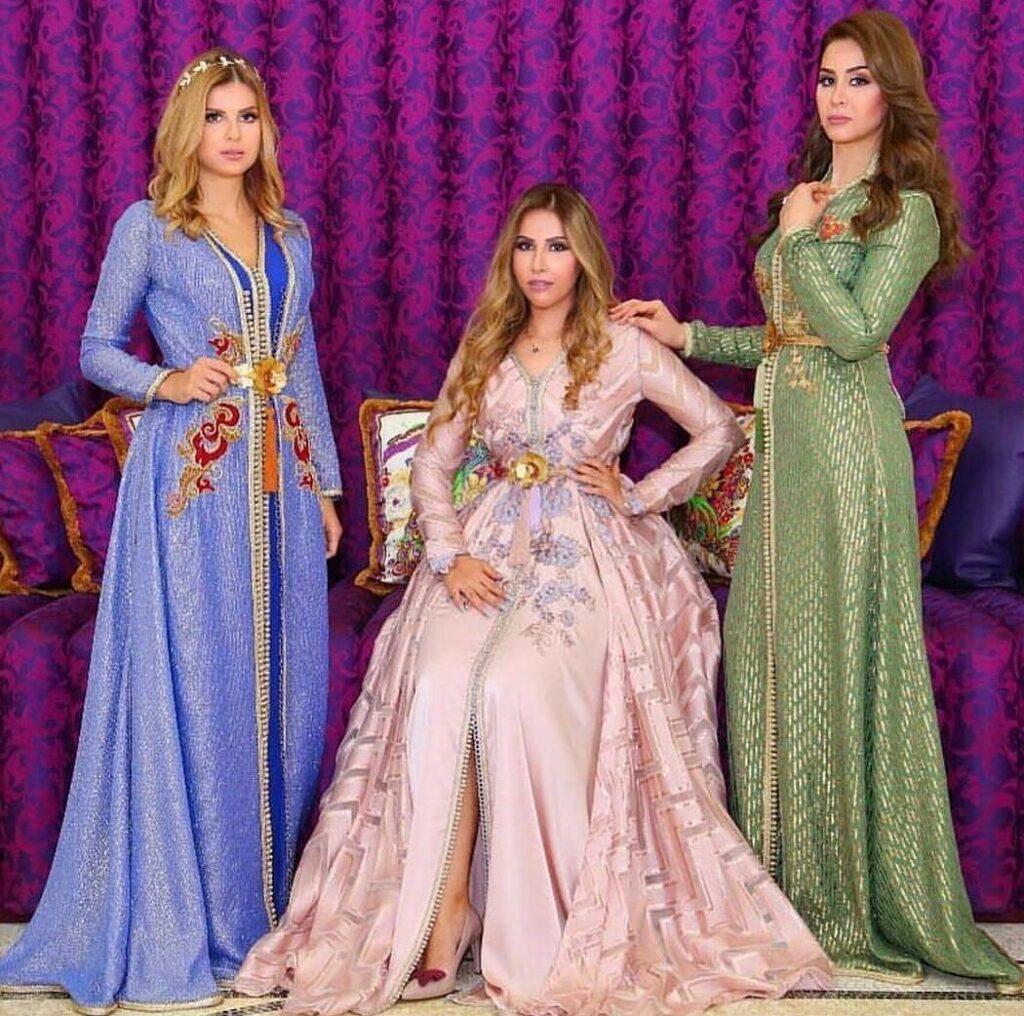 Vente caftan marocain 2020 en ligne