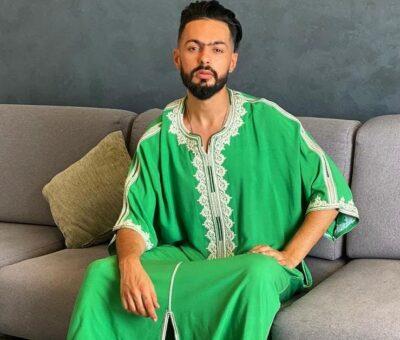 Gandoura marocaine homme 2021