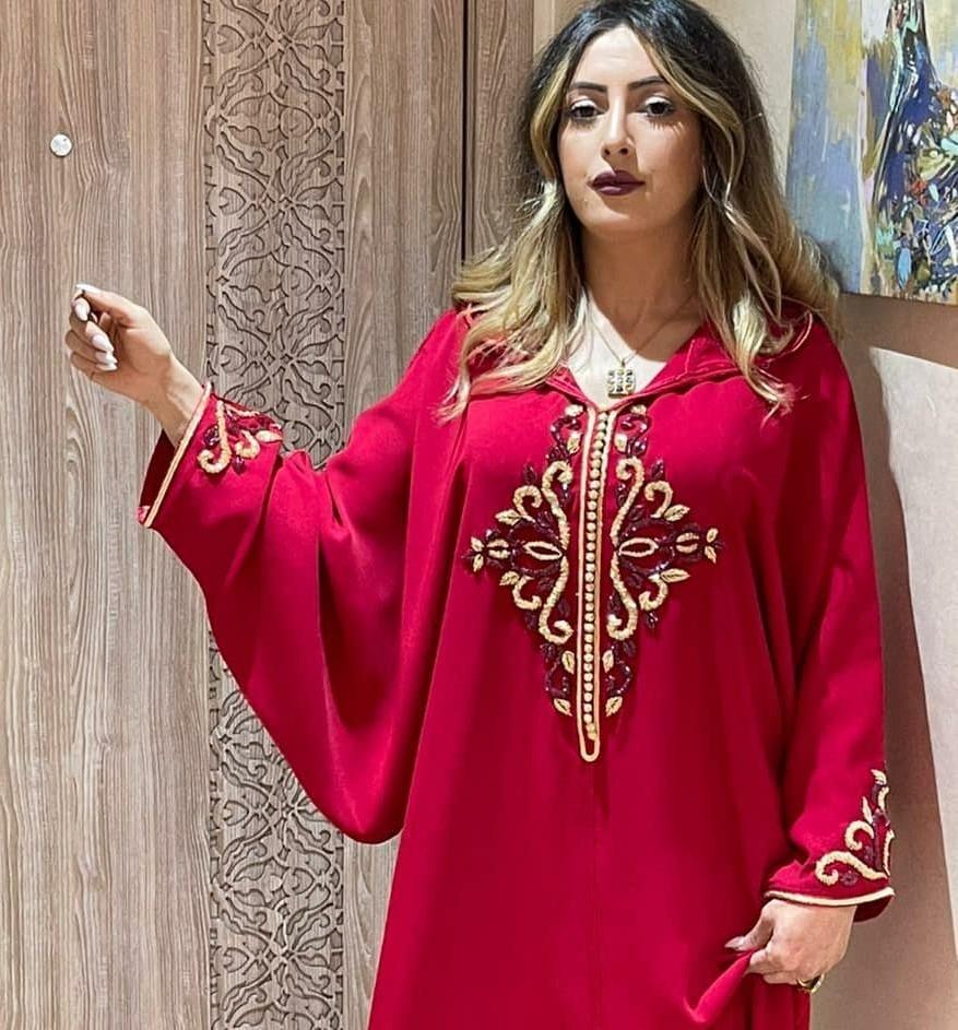 Gandoura femme 2021 pour ramadan