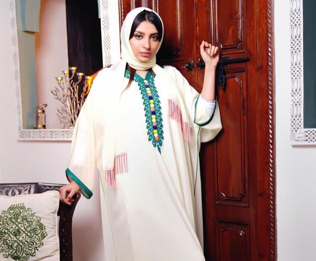 Gandoura marocaine 2021 femme pour ramadan