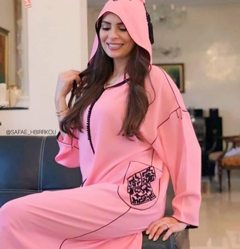 Djellaba femme pour ramadan 2021