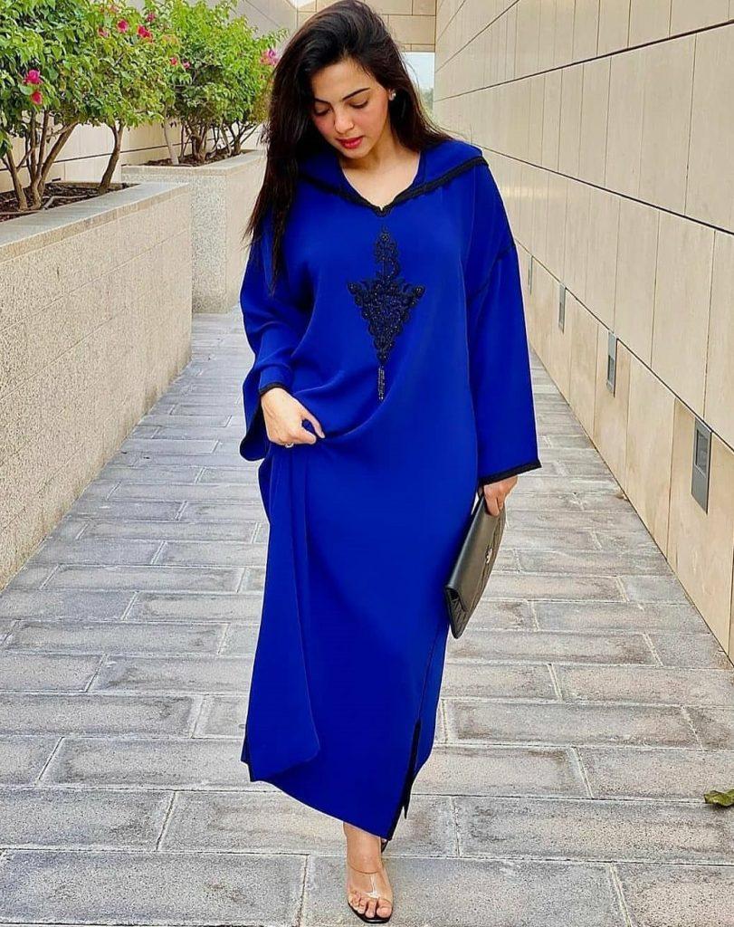 Djellaba femme simple pour prière