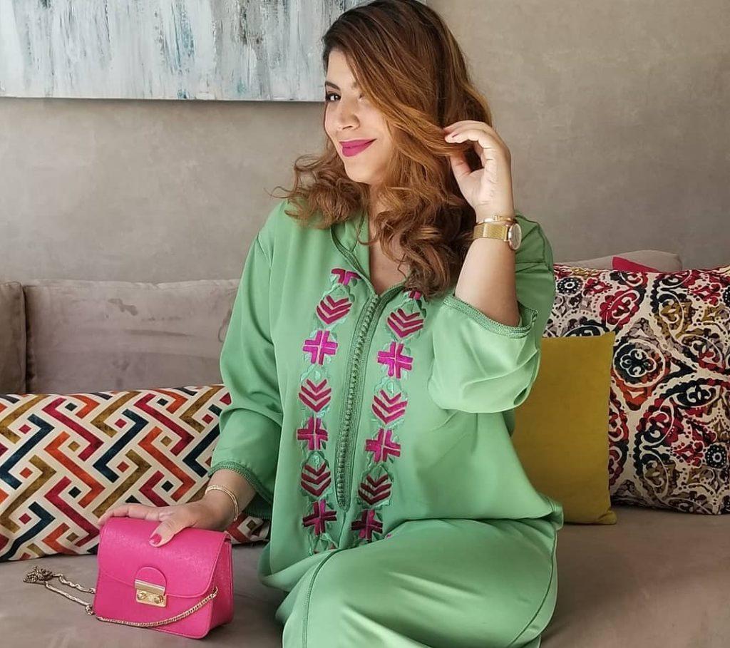 Djellaba marocaine femme 2021 pour ramadan