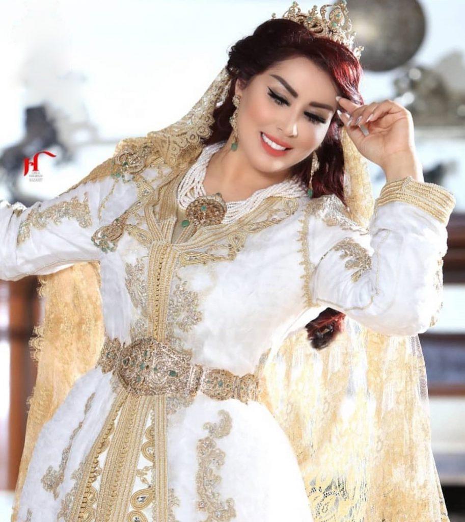 Robe de soirée marocaine 2021 pour mariage