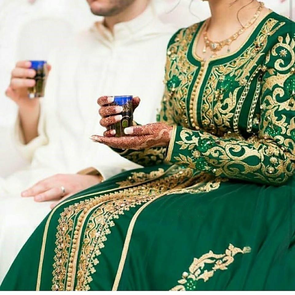 Caftan de mariage 2019 - Nouveau style