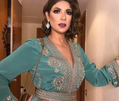 Caftan du Maroc modèle 2019
