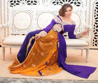 Caftan marocain de luxe Modèle 2019