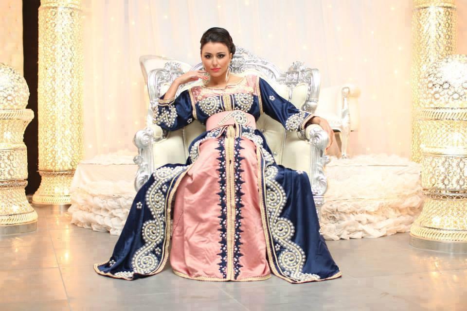 Takchita marocaine pour femmes