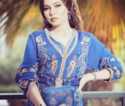 Caftan marocain traditionnel 2019 pour mariées