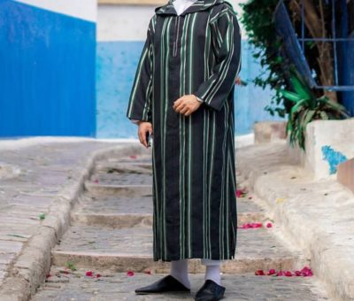 Djellaba marocaine pour homme 2019
