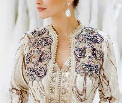 vente robe caftan mariage