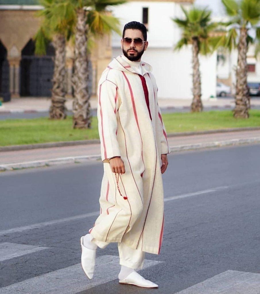 Achat djellaba marocaine homme