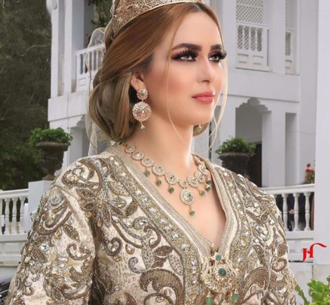 Caftan marocain pour khotba